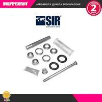 0809003 Kit riparazione braccio sospensione Alfa Romeo-Fiat-Lancia (MARCA-SIR)