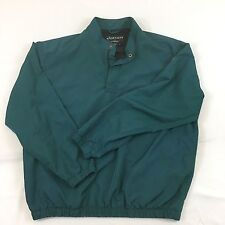 FootJoy Dryjoys Rain Jacket XL Pullover Green