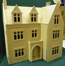 1/12th scale  Doll House     The Draycott Gothic House  KIT