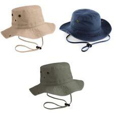 Chapeaux mous en 100% coton pour homme