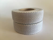 15 UNIQUE COLORS!!VINTAGE STYLE 100% COTTON  BAR TAPE GREY-WHITE!!!