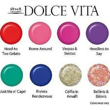 IBD Just Gel Nail Polish Dolce Vita Collection Set Of 8 - 14 ml - 0.5 fl oz Each