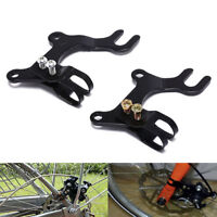 22mm bicycle disc brake frame mount adapter holder practical durable metal GBDA