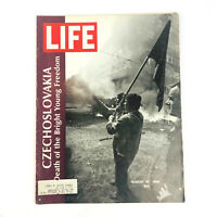Life Magazine August 30 1968 USSR Invades Czechoslovakia Death of Freedom