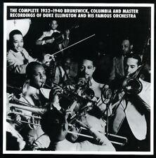 DUKE ELLINGTON - MOSAIC: COMPLETE BRUNSWICK/COLUMBIA/MASTER RECORDINGS 11CD BOX