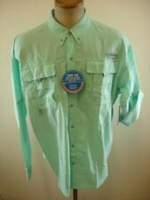 NWT Mens sz L Columbia PFG Bahama II Long Sleeve Shirt Gulf Stream Fishing Gear