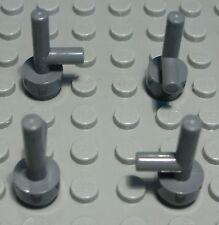 509 # Lego Figur Zubehör Schulterhalter Transparent