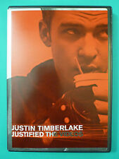 Justin Timberlake - Justified: The Videos (DVD*Like I Love You*Cry Me a River)