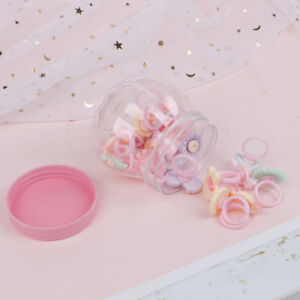 20Pcs Mixed assorted resin kids girls rings with box gift jewelr^lk