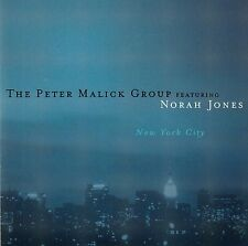 THE PETER MALICK GROUP FEATURING NORAH JONES : NEW YORK CITY / CD - TOP-ZUSTAND