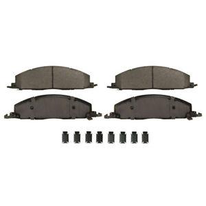 Wagner Brake SX1400 Disc Brake Pad Set For 09-17 Dodge Ram 2500 2500 3500 3500