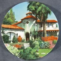 The Mission Collector Plate Home Sweet Home Robert McGinnis Architecture