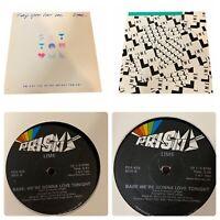 "Lime-12""Vinyl Lot Of 3 (All VG+ Very Clean) Hi NRG"