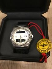 BREITLING AEROSPACE AVANTAGE With Boxes All Paper Work  Full Service Bill 10/8