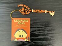 Tigger Leap Day Winnie the Pooh Disney Store Limited Edition Collectible Key
