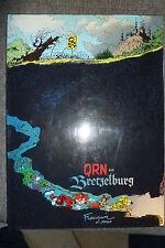BD spirou et fantasio n°18 QRN sur bretzelburg 1987 avec jaquette TBE franquin