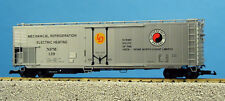 Usa Trains G Scale 50' Mechnical Reefer R16703 Northern Pacific - Silver