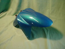 TRIUMPH fairing Verkleidung (int.*) SPEED TRIPLE fender neon blue