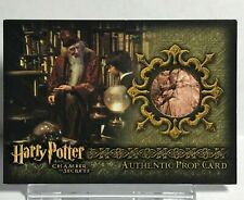 Harry Potter Chamber of Secrets P3 Books from Dumbledore's Office Prop Card
