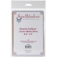 "Spellbinders Grand Calibur Junior Metal Shim 8.5""X6"""