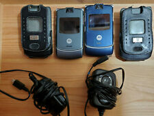 Motorola Razr V3 (Lot of 2)