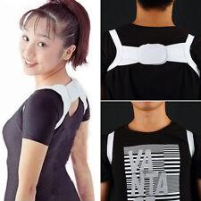 Posture Corrector Clavicle Support Back Shoulder Brace Hunch back Kyphosis Belt