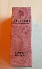 SHISEIDO Feminite du Bois  miniature 4ml (0.13oz) EDP Splash BOX