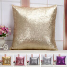 Home Decoration Sequin Color Flash Bar Pillow Cover Sofa Cushions Lumbar Support