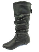 Kniehohe Stiefel für Damen mit Kleinem Trichter