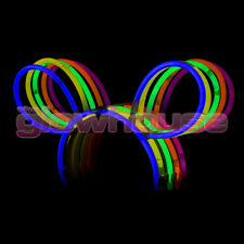 Glow Bunny Ears pack of 5 Glow Sticks Party Novelty