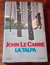 LA TALPA Giallo Thriller Spionaggio Suspence Le Carré 1°ediz. RIZZOLI 1975