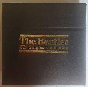 THE BEATLES : CD SINGLES COLLECTION (BOXED SET)
