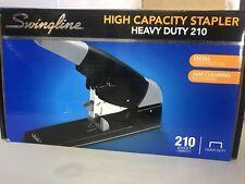 Swingline High Capacity Stapler Heavy Duty 210 Sheet Capacity New Open Box
