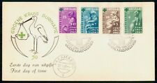 MayfairStamps Suriname 1965 Groene Kruis Combo First Day Cover WWH34761