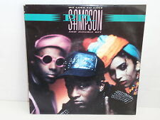 P.M. SAMPSON AND DOUBLE KEY We love to love 655955 7