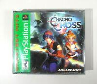 Chrono Cross (PlayStation 1, 2000) CIB
