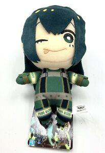 My Hero Academia Tomonui Mascot Plush Toy Doll Night Training Tsuyu Asui BP39667