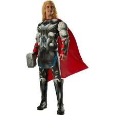 Adult Deluxe Muscle Chest Thor Costume Avengers Marvel Size XLarge