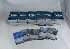Cardfight! Vanguard Cards Lot Collection of ~800 Mixed Rarity