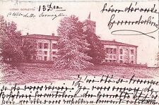 LESMO - VILLA GERNETTO 1908 (OGGI PROPRIETA' DI BERLUSCONI)