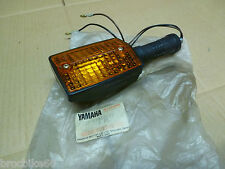 1 CLIGNOTANT XT 550 12V-83310-11 ORIGINE YAMAHA TURN LIGHT BLINKER