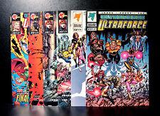 COMICS: Ultraverse: Ultraforce #1-6 (1994) - RARE (justice league/superman)