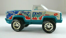 Tonka Diver Down Vintage Truck, Plastic/Metal 1980's