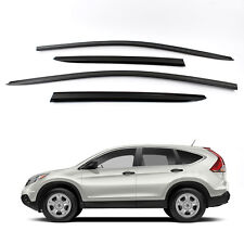 Smoke Window Sun Vent Visors Deflector Rain Guard 4P for Honda CRV 2013~2016 New