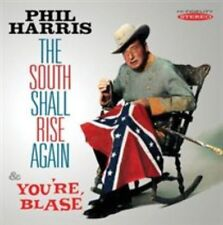 South Shall Rise Again & You're Blase 5055122112785 Phil Harris
