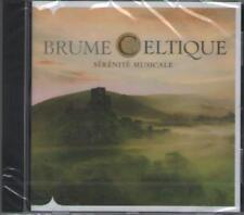CD : Brume Celtique - Sérénité Musicale - Musique - Voir Description