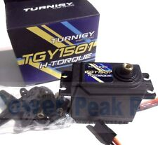 Turnigy 1501MG High Torque Servo 17kg/cm 0.14s Waterproof Metal Gear  steering