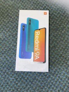 New Xiaomi Redmi 9A 2GB RAM 32GB (UNLOCKED) Granite Gray - Creased Box!!
