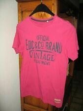 EDC  Super T-shirt, coloris framboise,  taille Small - impeccable