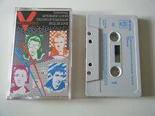 THE VIBRATORS V2 CASSETTE TAPE EPIC CBS UK 1978